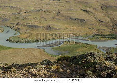 River in Chile