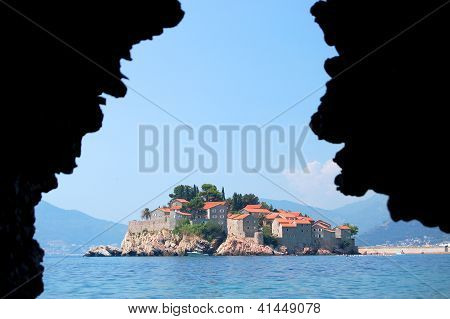 Sveti Stefan, Montenegro