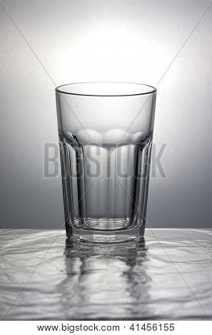 A Cocktail Glass