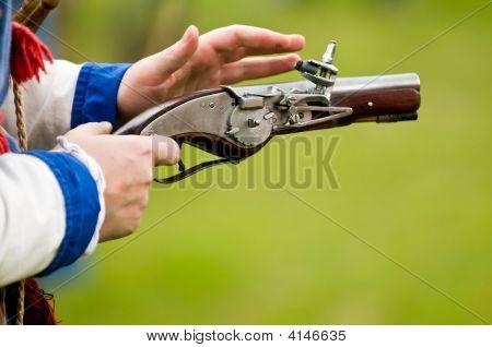 Medieval Gun
