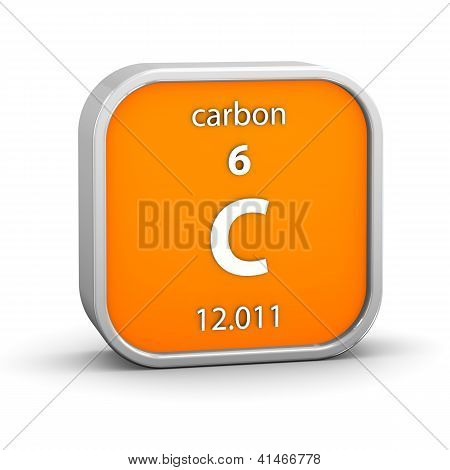 Carbon Material Sign