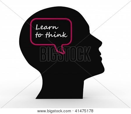 Learn To Think