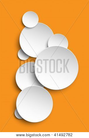 Paper vector background