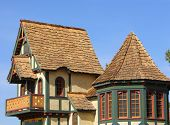 Medieval House Detail 8 poster