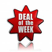 Deal Of The Week  Red Star