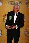 LOS ANGELES - JAN 27:  Dick Van Dyke  in the press room at the 2013 Screen Actor's Guild Awards at t