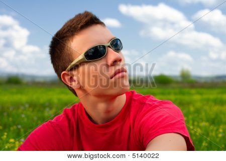 Sunglasses Teenager