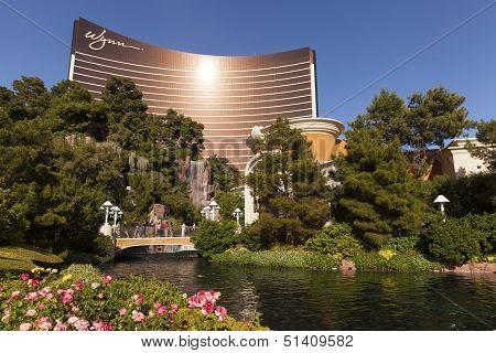 The Wynn In Las Vegas, Nv On April 27, 2013