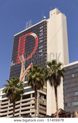 The D Hotel In Las Vegas, Nv On May 18, 2013
