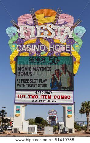 Fiesta Rancho Casino Sign In Las Vegas, Nv On May 29, 2013