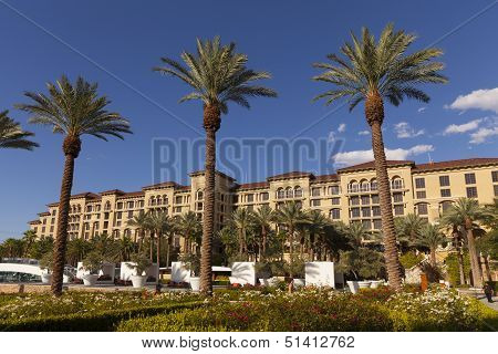 Green Valley Ranch Resort And Spa In Las Vegas, Nv On August 20, 2013