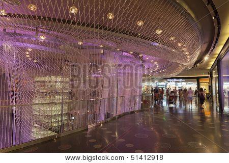 Crystals Interior In Las Vegas, Nv On August 06, 2013