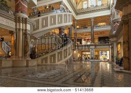 The Forum Shops In Las Vegas, Nv On February 22, 2013