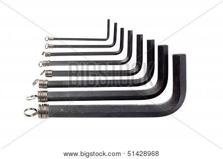Hex Key Wrench Set