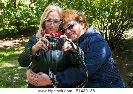 Two Women(woman)s