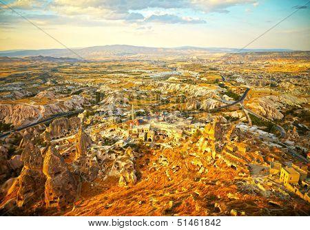 Cappadocia. HDR