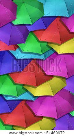 Many Umbrellas
