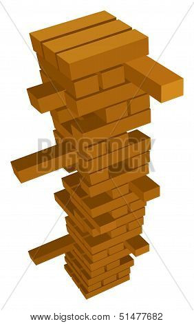 how to make large jenga