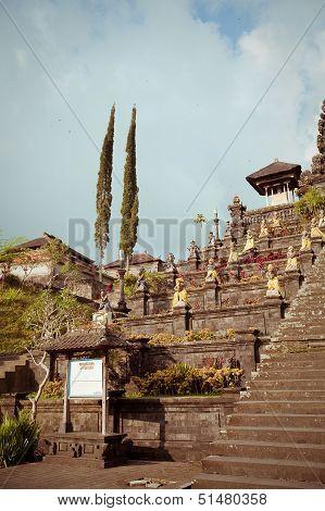 Besakih complex Pura Penataran Agung