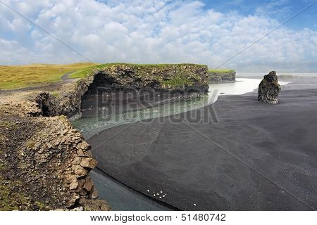 South Iceland - Dyrholaey Coast