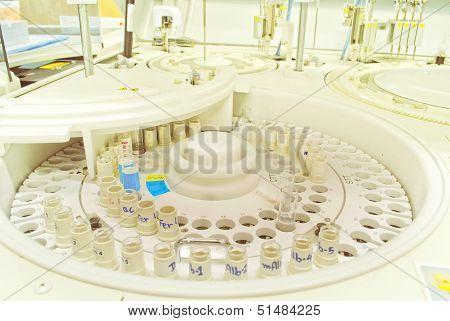 Laboratory medical