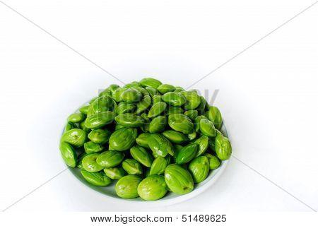 Stink beans or parkia speciosa