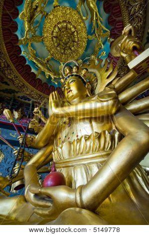 Chinese Buddha Avalokitesvara