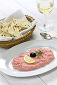 taramasalata, cod roe dip, Greek food