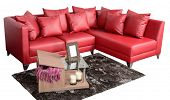 foto of futon  - Living room furniture - JPG