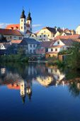 Fairy Tale Town At Telc, Czech Republic