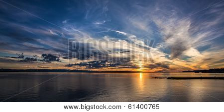 Magical sky