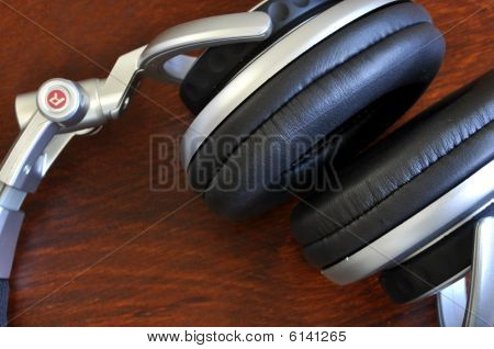 Headphones Close