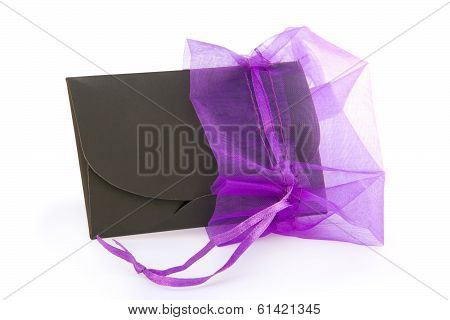 Envelope In A Packing Sack
