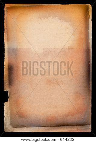 Grunge Book Page