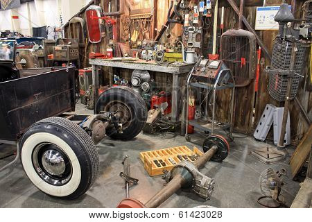 Auto Workshop