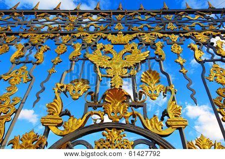 Peterhof . St.  Petersburg.  Russia