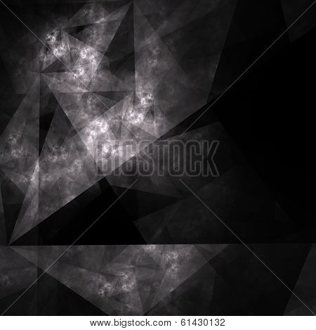Mystical abstract background with an elegant pattern