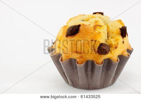Cup Cake con pepitas de chocolate
