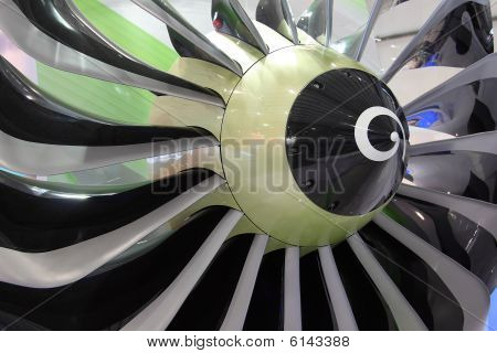 Engine blades - Aircraft