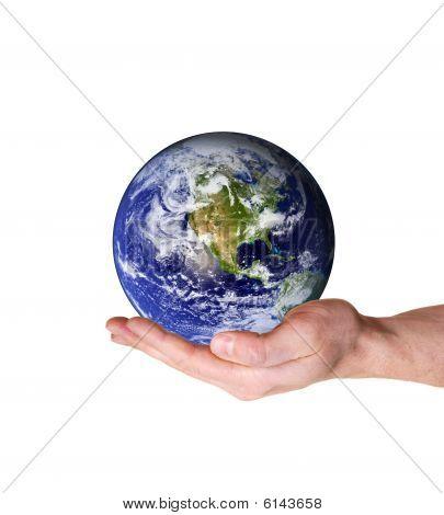 Saving And Protecting The Earth