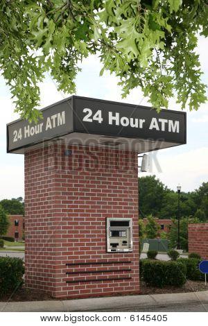 Drive thru ATM