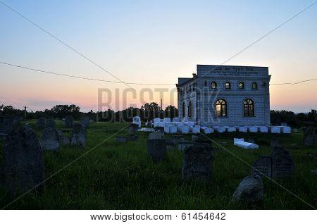 Graveyard Of Baal Shem Tov'