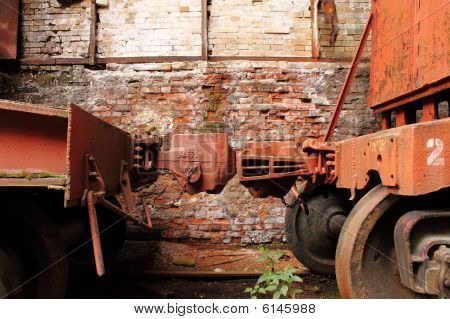Train Car Linkage