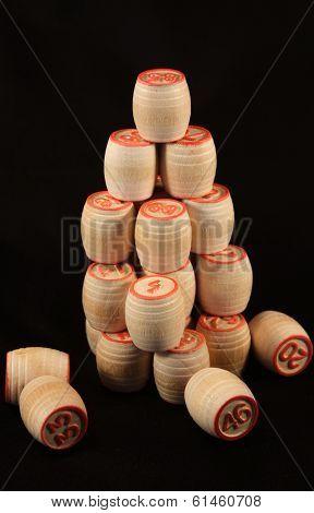 Small barrels lotto