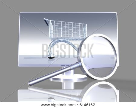 Onlineshop Search