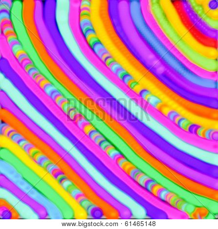 Multicolour draw
