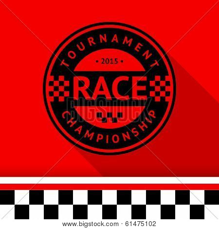 Racing stamp-07