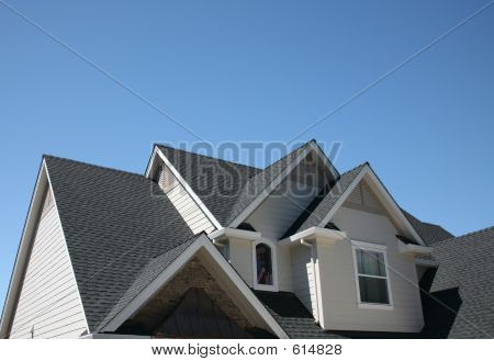 Multiple Roof Lines