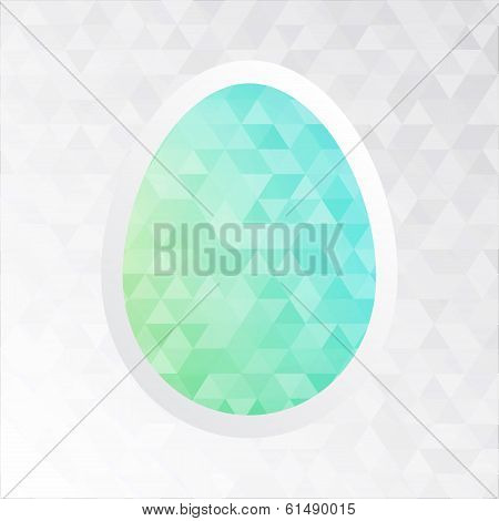 Easter card design