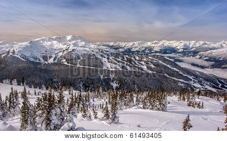 Whistler Mountain Winter